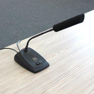Настольная проводная конференц-система