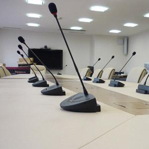 Настольная беспроводная конференц-система