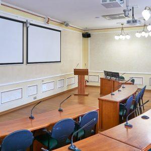 Зал диссертационного совета ПНИПУ