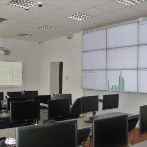 Ситуационный центр для строительного факультета ПНИПУ