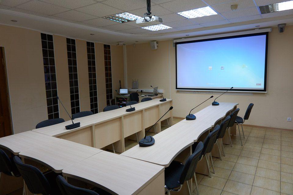 Многофункциональный зал для РЦИ