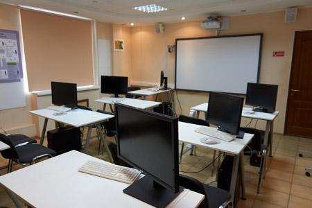 Оборудование учебных аудиторий