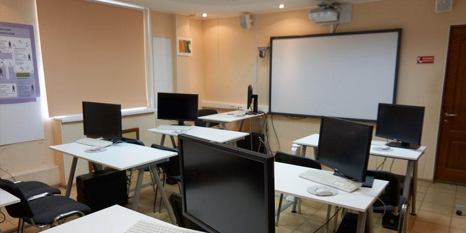 Оборудование учебных аудиторий и интерактивных классов под ключ