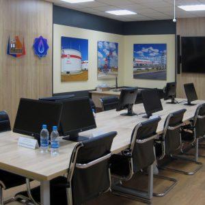 Зал видеоконференцсвязи для ПНИПУ