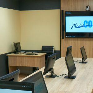 Зал видеоконференцсвязи для ПНИПУЗал видеоконференцсвязи для ПНИПУ